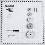 Фото 3/5 Defort DWP-1000, Аппарат (паяльник) для сварки полипропиленовых труб