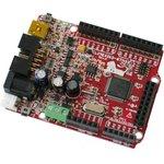 Фото 4/8 OLIMEXINO-STM32, Отладочная плата в форм-факторе Arduino на базе мк STM32F103RBT6