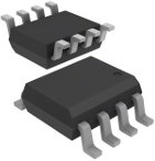 Фото 1/3 ADA4857-1YRZ, Op Amp Single Volt Fdbk ±5.25V/10.5V 8-Pin SOIC N Tube