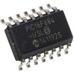 Фото 2/3 PIC16F684-I/SL, Микроконтроллер 8 бит, Flash, PIC16F, 20 МГц, 3.5 КБ, 128 Байт, [SOIC-14]