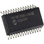 Фото 4/4 PIC18F2580-I/SO, 8-битный микроконтроллер 16KX16 [SOIC-28]