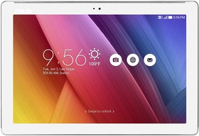 Планшет ASUS ZenPad Z300CG-1A010A, 1GB, 16GB, 3G, Android 5.0 белый [90np0213-m00270]
