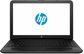 "Ноутбук HP 250 G5, 15.6"", Intel Celeron N3060, 1.6ГГц, 4Гб, 500Гб, Intel HD Graphics 400, DVD-RW, Free DOS, черный [w4m67ea]"