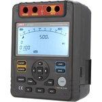 UT513(A), Измеритель сопротивления изоляции до 5000В