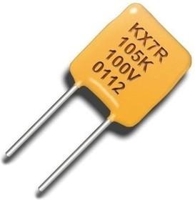 Фото 1/2 C317C471K2R5TA, Cap Ceramic 470pF 200V X7R 10% Radial 5.08mm 125°C Bulk