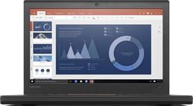 """Ноутбук LENOVO ThinkPad X260, 12.5"""", Intel Core i5 6200U, 2.3ГГц, 8Гб, 256Гб SSD, Intel HD Graphics 520, Windows 7 (20F50055RT)"""
