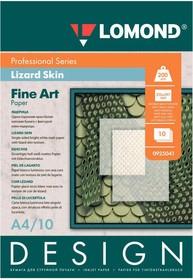 Бумага Lomond 0925041 A4/200г/м2/10л./белый матовое ящерица для струйной печати