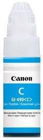 Картридж CANON GI-490C 0664C001, голубой