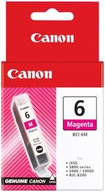 Картридж CANON BCI-6M 4707A002, пурпурный