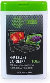 Влажные салфетки CACTUS CS-T1005