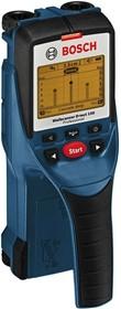 D-tect 150, Детектор для обнаружения металлов, проводки под напряждением, древесины и пластика (водоналивных тру