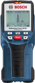 D-tect 150SV, Детектор для обнаружения металлов, проводки под напряждением, древесины и пластика (водоналивных тру