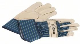 Защитные перчатки из бычьей кожи GL FL 10, 1 пара