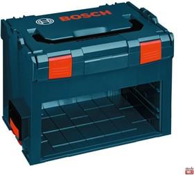 LS-BOXX 306 , Боковые ручки для гибкости и удобства в обращении, площадь доп. кейсов покрывает все комбинации инст