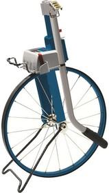 GWM 40, Лёгкое и прочное измерительное колесо с эргономичным управлением, в комплекте с защитной сумкой