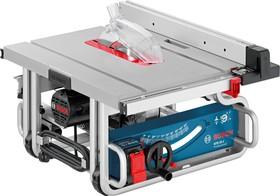 GTS 10 J, Распиловочный стол