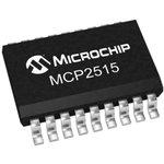 Фото 2/2 MCP2515-I/SO, CAN контроллер с SPI интерфейсом [SO-18]