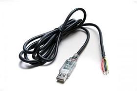 Фото 1/4 USB-RS485-WE-1800-BT, Преобразователь USB в RS-485, кабель 1.8 м