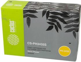 Картридж CACTUS CS-PH3435S 106R01414, черный