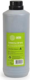 Тонер CACTUS CS-THP5-460, для HP LJ P4014/P4015N/P4515, черный, 460грамм, флакон