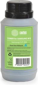 Тонер CACTUS CS-TSG3C-45, для Samsung CLP-300, голубой, 45грамм, флакон