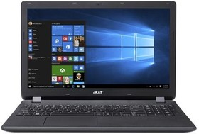 "Ноутбук ACER Extensa EX2530-P6YS, 15.6"", Intel Pentium 3556U, 1.7ГГц, 2Гб, 500Гб, Intel HD Graphics , DVD-RW, Linux, черный [nx.effer.005]"