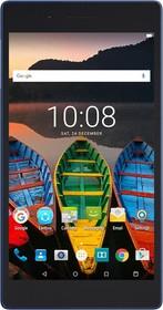 Планшет LENOVO Tab 3 TB3-730X, 1GB, 16GB, 3G, 4G, Android 6.0 черный [za130040ru]