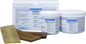 WEICON Urethane 60 (0,5кг) Прочный резиновый компаунд, смола для эластичного литья, основа полиуретан, твердость: 60. Светло-коричневый.