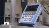 Смотреть видео: RTH портативный осциллограф