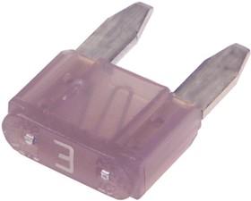 """KLS5-269-003, Автопредохранитель """"мини"""" 3А"""