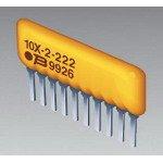 Фото 3/3 4610X-101-473LF, Фиксированный резистор цепи, 47 кОм, 9 элемент(-ов), SIP, Общая Шина, Серия 4610X, 10 вывод(-ов)