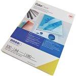Обложки для переплёта GBC A4 зеленый (100шт) ColorClear ...