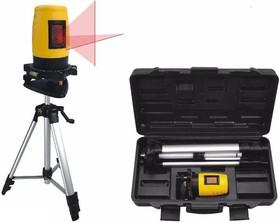 29C909, Лазерный прибор самонивелирующийся, штатив
