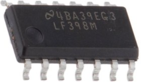 LF398M/NOPB, Sample and Hold 1-CH 20us 14-Pin SOIC Tube