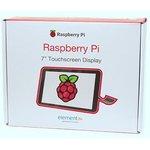 Фото 4/9 Raspberry Pi Touchscreen Display 7'', Дисплей 800 х 400 px для одноплатного ПК Raspberry Pi