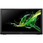 """Монитор Acer 15.6"""" PM161Qbu черный IPS LED 7ms 16:9 ..."""