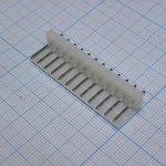 Фото 2/2 PWL-12 (DS1072-12 M), Вилка на плату 3.96мм прям.