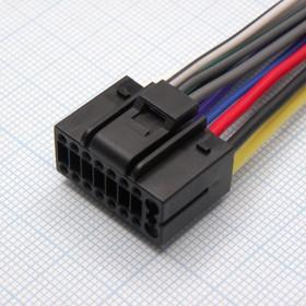 Разъем KENWOOD 256 (JVC LX3R)а/магн.