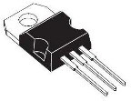 Фото 1/3 STPS40L45CT, Diode Schottky 45V 40A 3-Pin(3+Tab) TO-220AB Tube