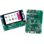 """Фото 2/3 STM32F769I-DISCO, Отладочная плата на базе MCU STM32F769NIH6 (ARM Cortex-M7), ST-LINK/V2-1, 4"""" LCD-TFT, Arduino"""