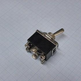 MT KN3(C)-202A-B2 15A/125V; 10A/250V, ON-ON 2гр. конт. винты