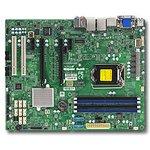 Материнская Плата SuperMicro MBD-X11SAE-F-O Soc-1151 iC236 ...