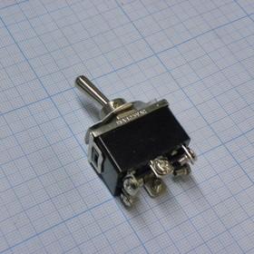 MT KN3(C)-212A-B2 15A/125V; 10A/250V, ON-ON 2гр. конт. винты