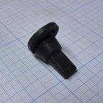 Фото 2/2 WPC-03, Колпачок влагозащитный для тумблеров KN3... (М12x0.75)