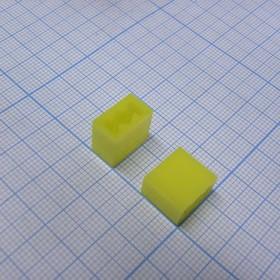Колпачок A08 желтый