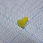 Колпачок A07 желтый