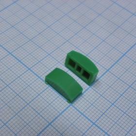 Колпачок A02 зеленый
