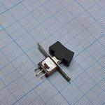 Фото 2/2 RLS-103-A1(1,5А), Переключатель 3pin ON-OFF-ON (1,5A 250V)