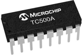 TC500ACPE, АЦП 16-бит [DIP-16]