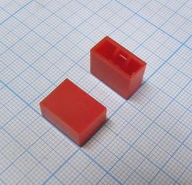 Кнопка 15мм красная, для ПКН41